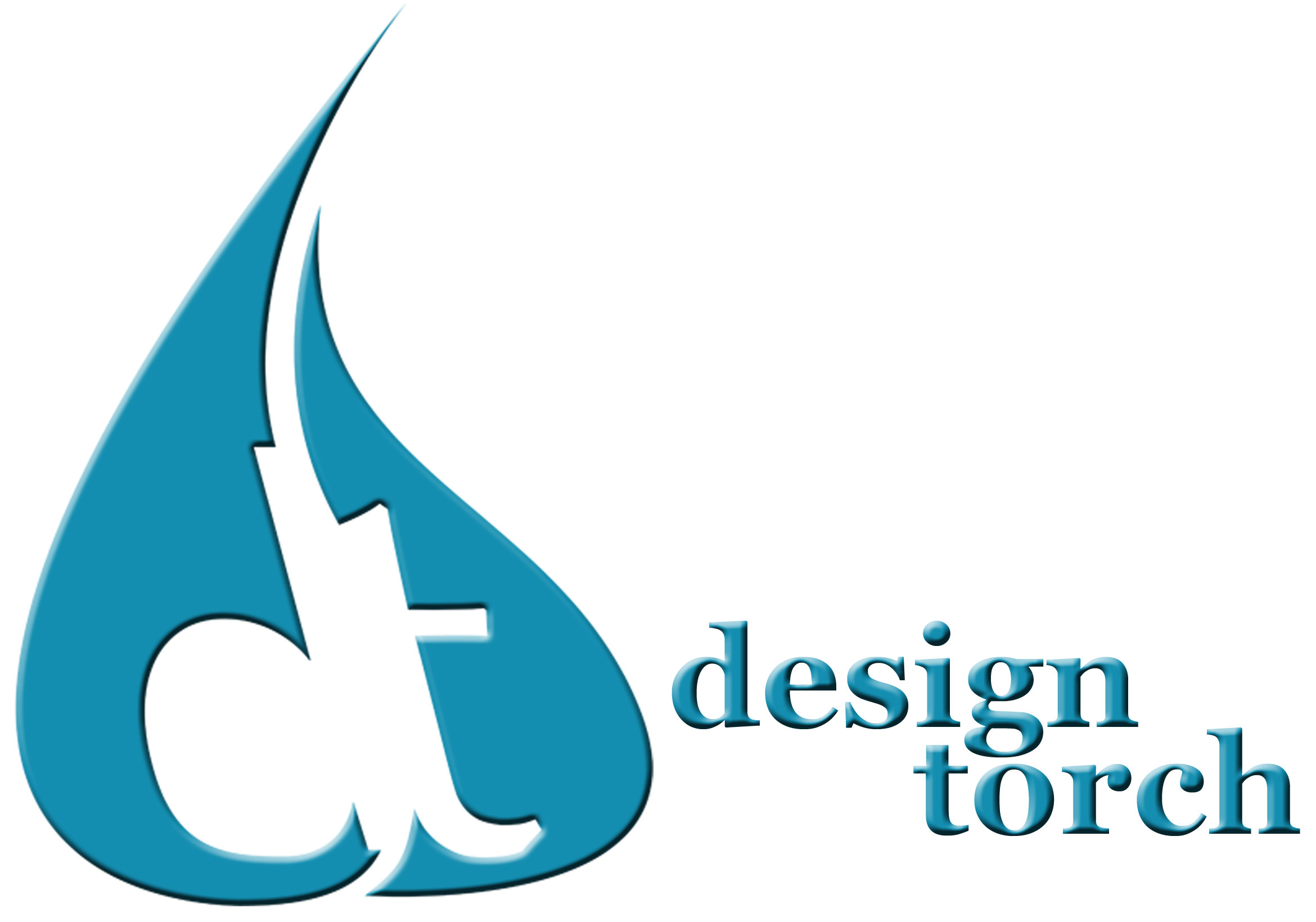 Design Torch Logo